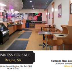 Business For Sale: South Albert Street Quiznos Is The Perfect Investment Opportunity For You! | Commercial Real Estate