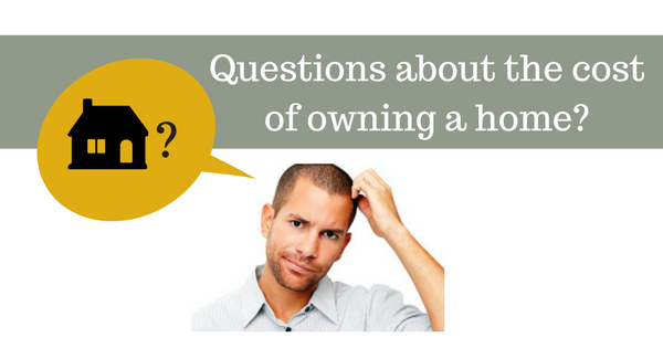 The Costs of Owning a Home