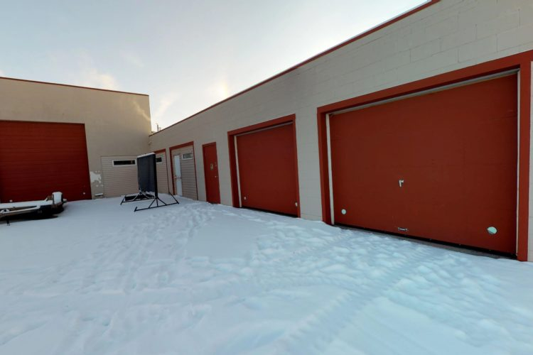 Unit #A – 1350 Scarth Street, Regina, Sask